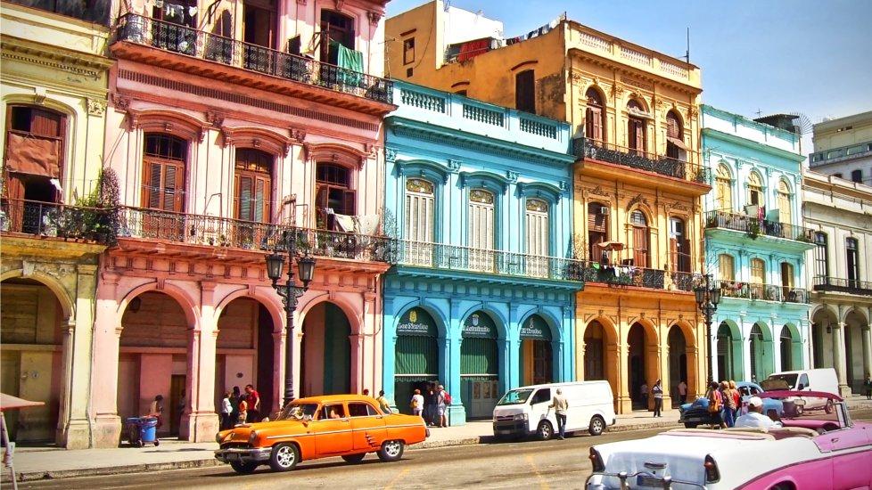CUBA Autotour à partir de 1790 € TTC