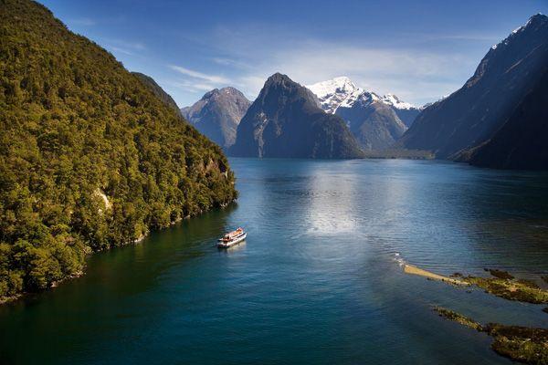 Panorama de Nouvelle Zélande à partir de 4580 € TTC