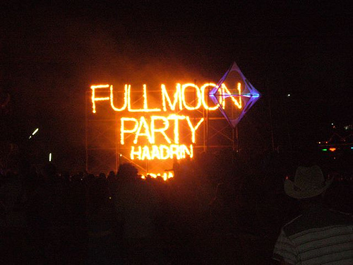 SPECIAL Full Moon Party en circuit - 11 Jours / 9 Nuits
