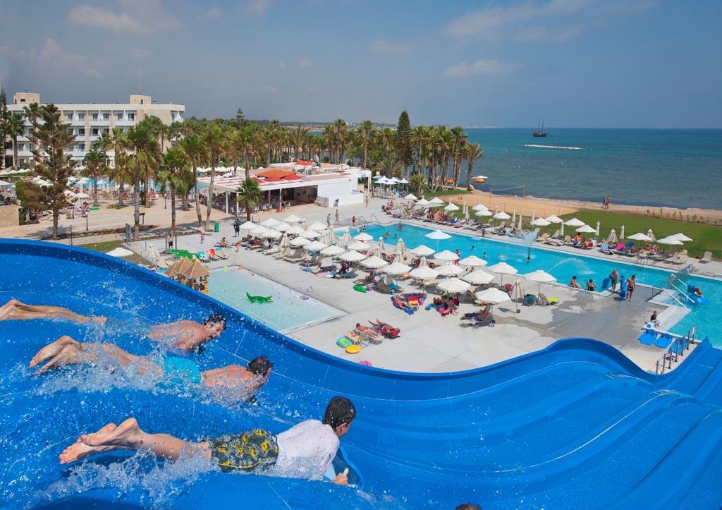 Hôtel club Phaeton Beach ****