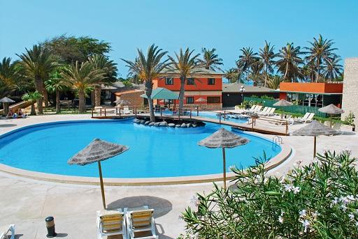 Île de Sal - Hôtel-club Oasis Belozironte ****