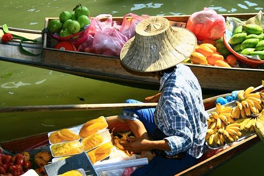Culture et balnéaire en Thaïlande