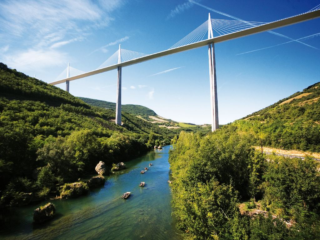 Circuit dans l'Aveyron