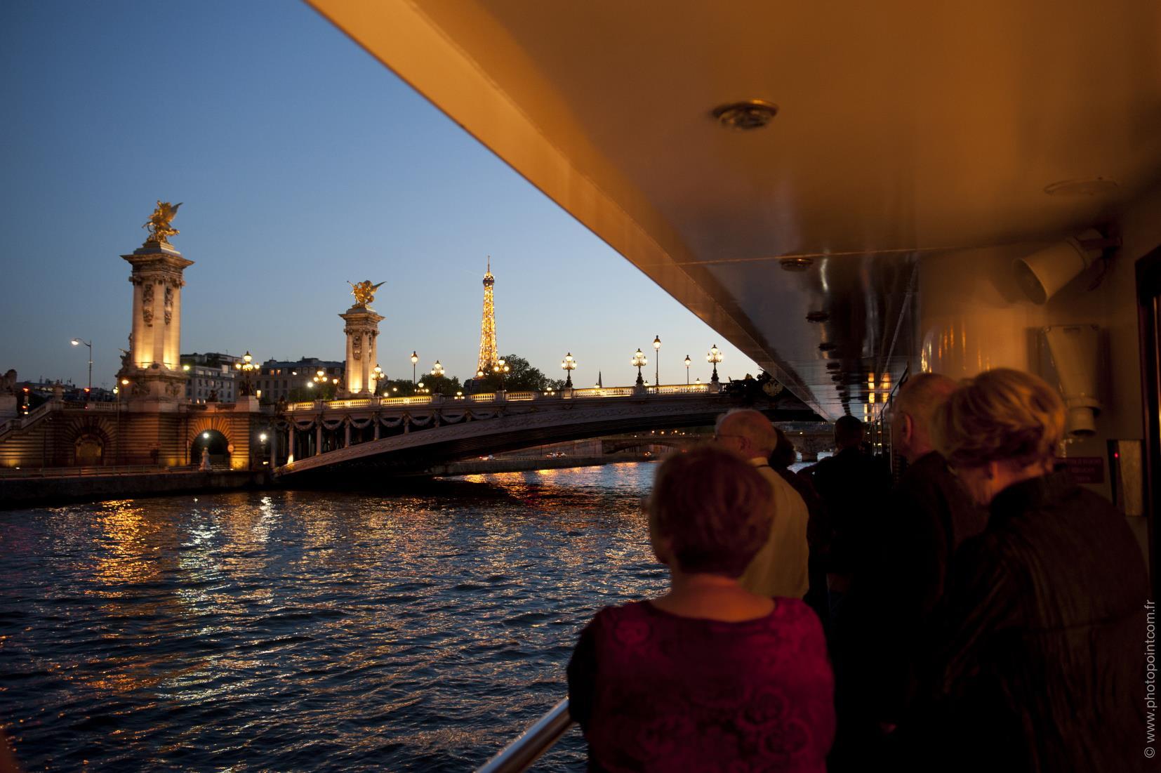 Croisière Festive sur la Seine