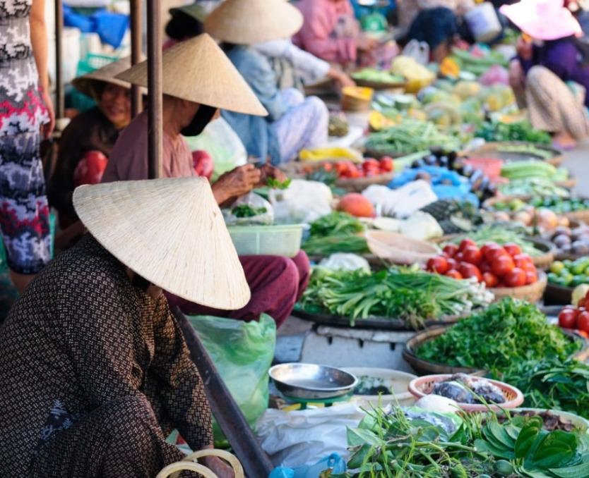 De Saigon à la Baie d'Halong