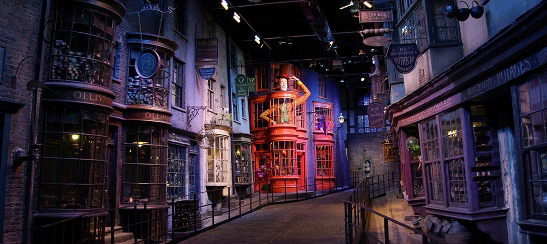 Londres & les studios de Harry Potter