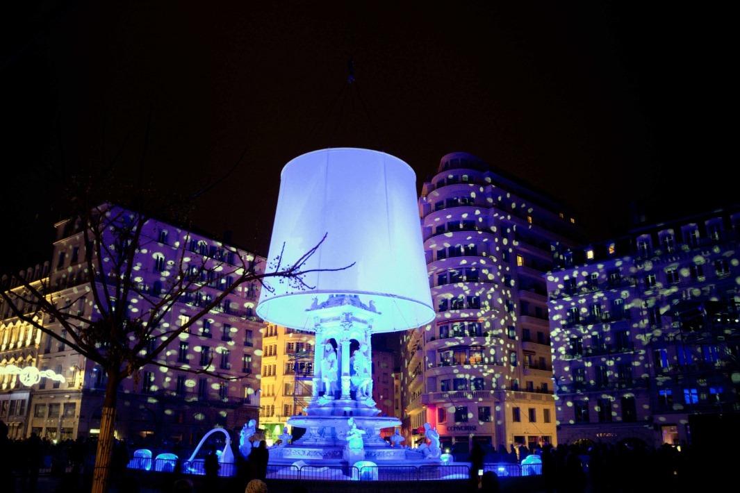 Lyon et la Fête des Lumières
