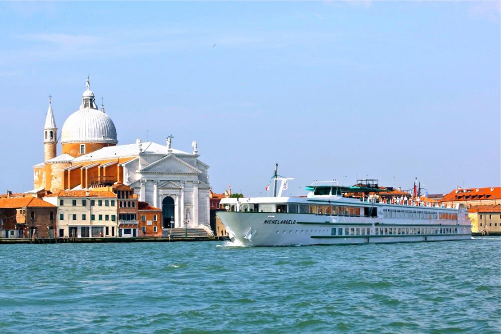 Croisière à Venise