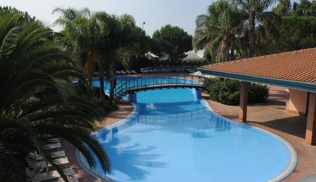 Campanie - Top Clubs Villaggio Oasis****