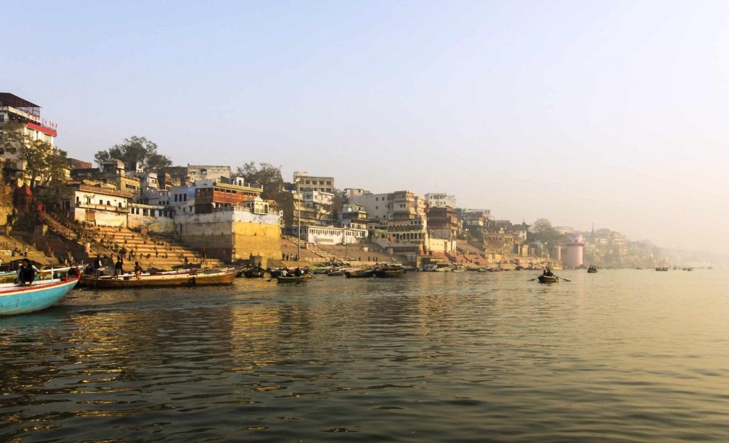 La vallée du Gange