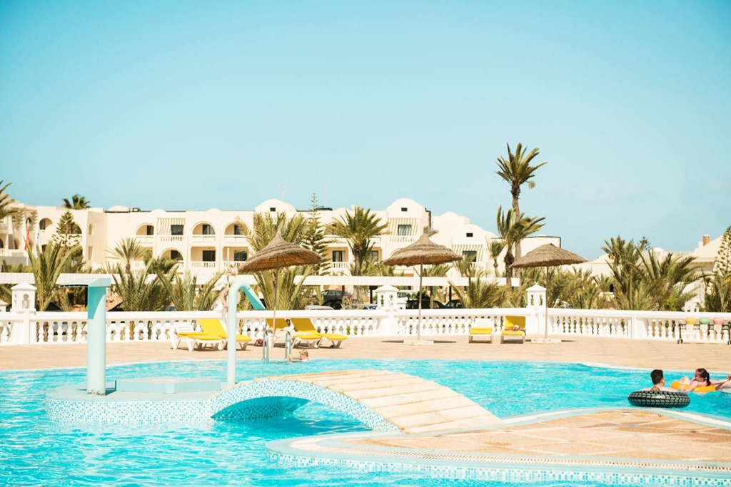 Djerba - Club Jet Tours Aquaresort ****