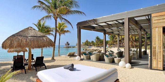 Le Mexique à travers le Yucatan