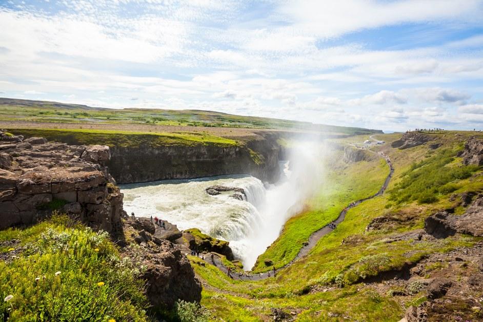 Croisière en Islande, Terre de glace et de feu