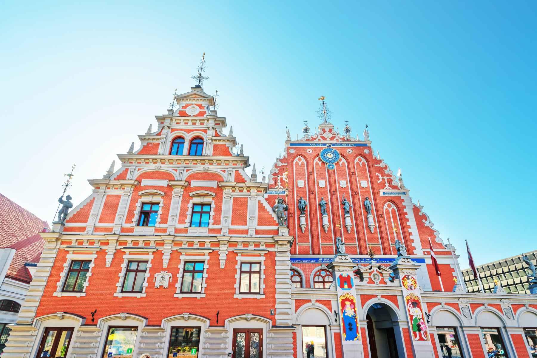 Séjour à Riga en Lettonie