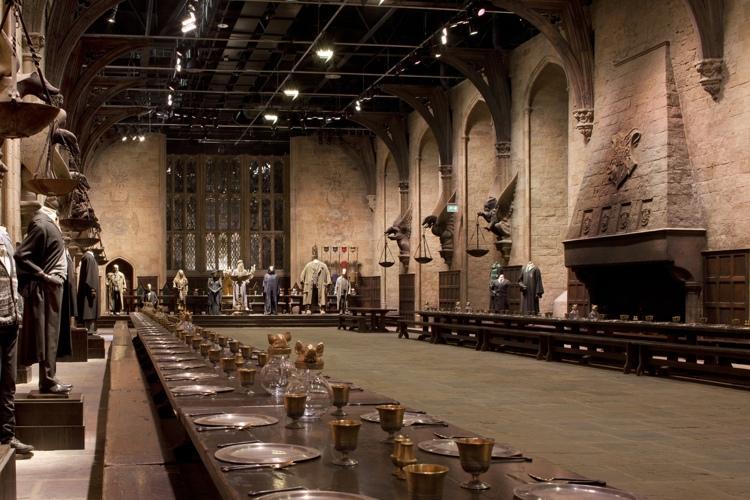 Londres et la magie d'Harry Potter !