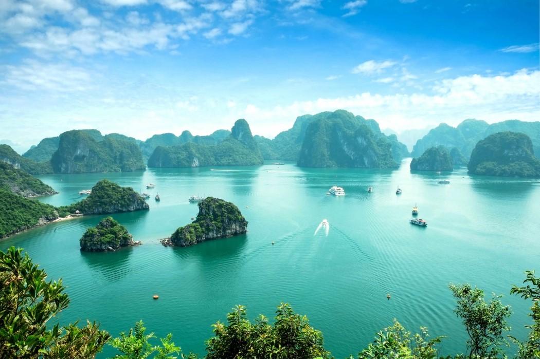 Découverte du Vietnam du nord au sud