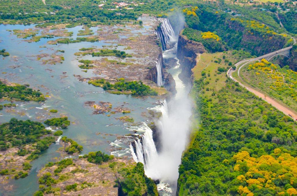 Safari-Croisière en Afrique Australe