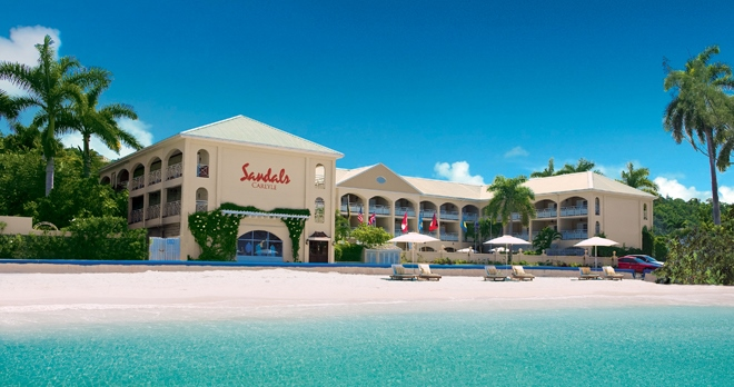 HOTEL SANDALS INN (anciennement Carlyle) 5*- Image - 1