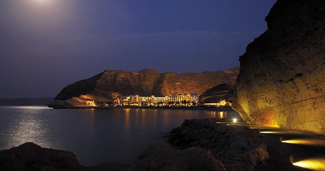 Hotel Al Waha de nuit