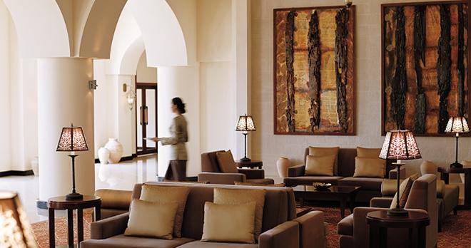Al Waha Hotel - Lobby Lounge