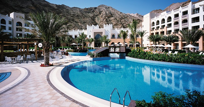 Al Waha Hotel - piscine