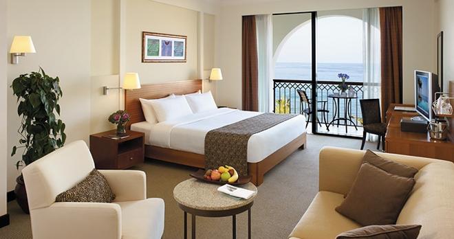 Al Waha Hotel - chambre Executive