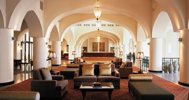 Al Waha Hotel - Lobby