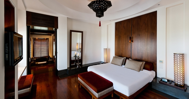 Chedi Club Suite - copyright The Chedi Muscat Hotel