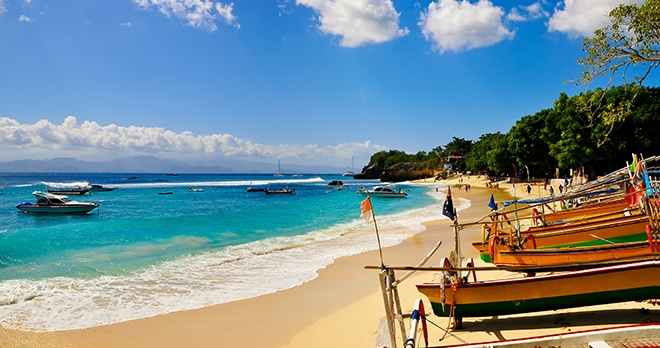 Plage à Bali - copyright Christian Knospe / Shutterstock