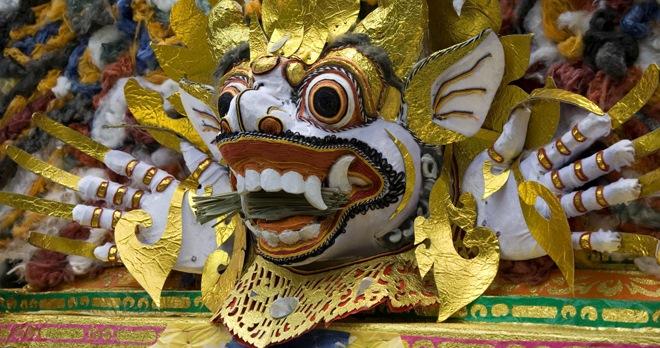 Masque Bali