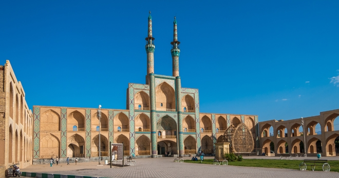 Iran - Amir Chakhmaq, Yazd - copyright javarman