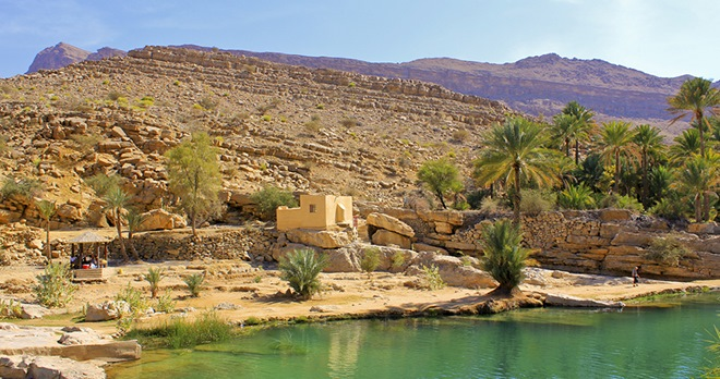 Wadi Bani Khalid-copyright dr322 / Shutterstock
