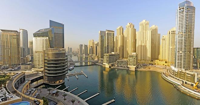 Marina de Dubai-copyright Francesco Dazzi / Shutterstock