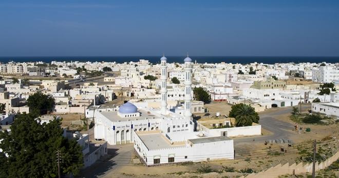 Mosque à Sur, Oman- Copyright Byelikova Oksana / Shutterstock