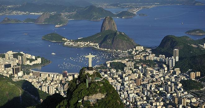 Christ, Rio de Janeiro - copyright T photography / Shutterstock