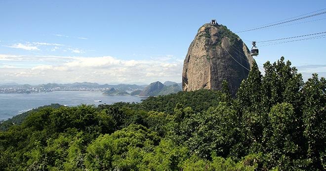 Pain de Sucre, Rio de Janeiro - copyright Bas van den Heuvel / Shutterstock