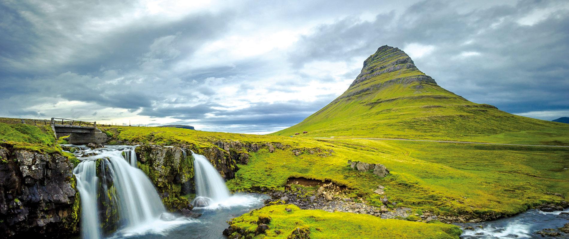 Le Grand Tour d'Islande à partir de 2185 € TTC