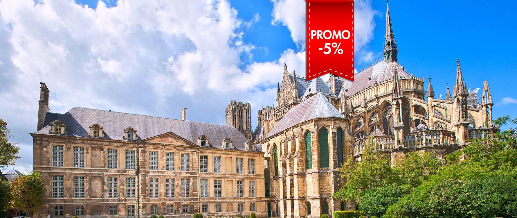 Verdun et la Champagne à partir de 680 € TTC