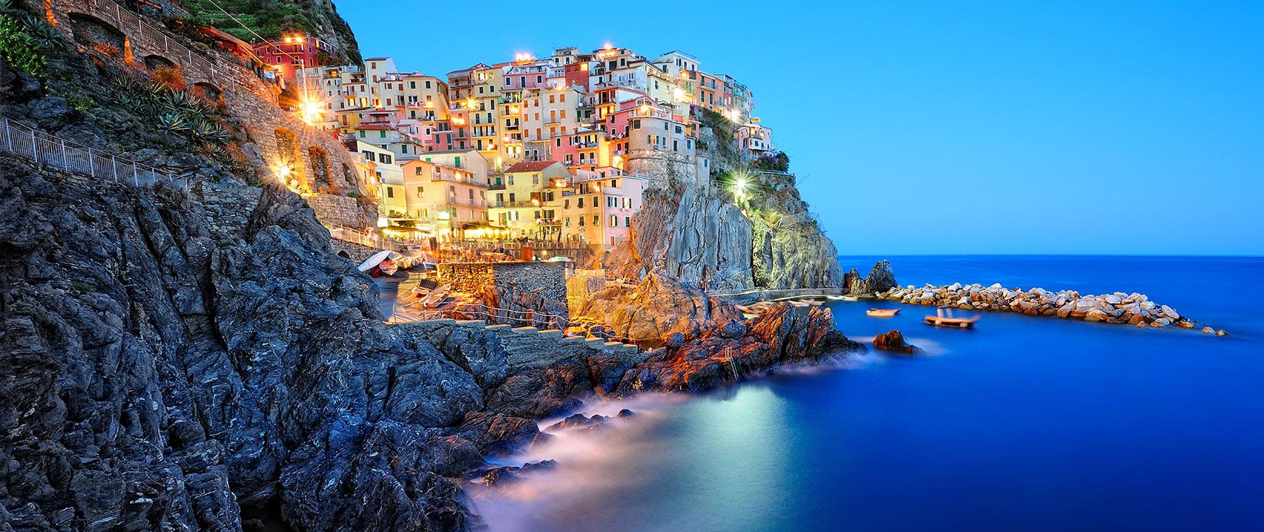 Golfe de Gênes et les « Cinque Terre » à partir de 599 € TTC