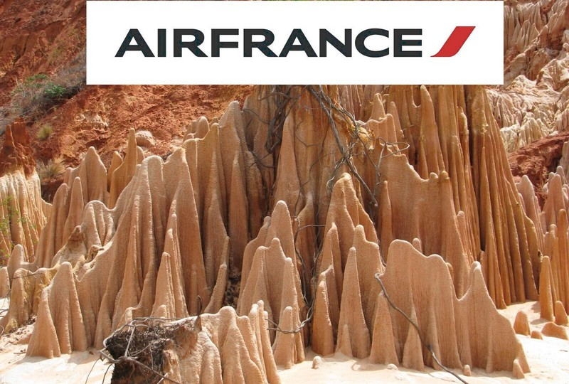 Vol Madagascar été 2016 à partir de 1195 € TTC