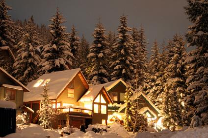 Noël à la montagne dans une résidence au coeur de MORZINE NOEL A LA MONTAGNE à partir de 945 € TTC