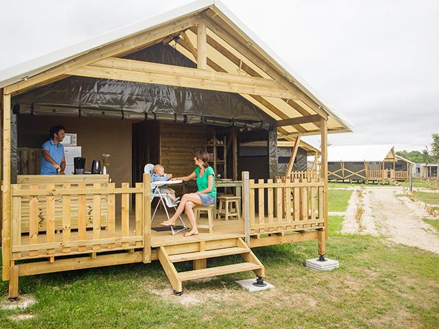 France - Atlantique Nord - La Chapelle Hermier - VVF Villages La Chapelle Hermier