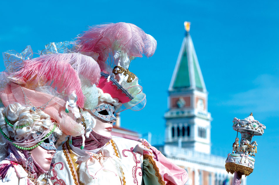 Carnaval de Venise Spécial Mardi Gras à partir de 429 € TTC