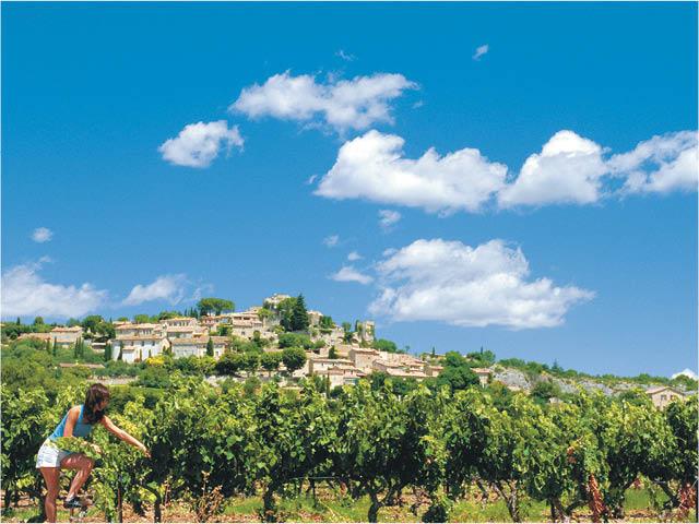 France - Sud Est et Provence - Murs - VVF Villages Murs