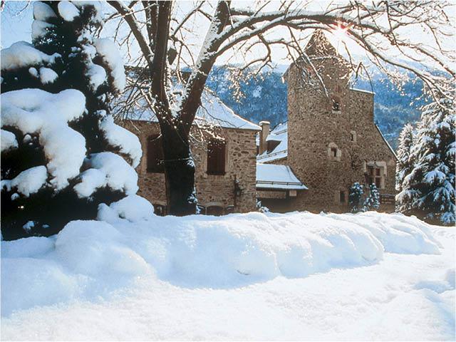 France - Pyrénées - Saint Lary - VVF Villages St Lary Soulan 3*