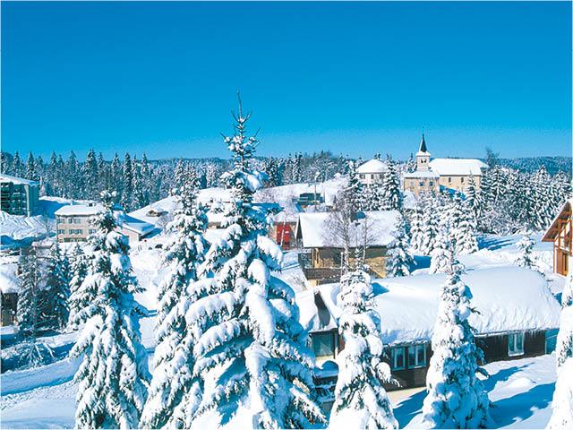 France - Jura - Les Rousses - Prémanon - VVF Villages Prémanon 2*