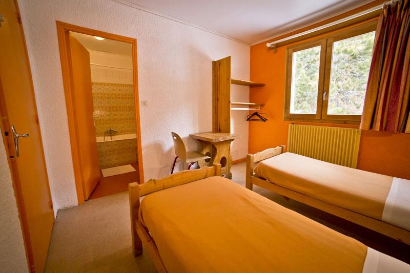 Chambre de 2 Val d'Escreins