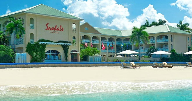 HOTEL SANDALS INN (anciennement Carlyle) 5*- Image - 3