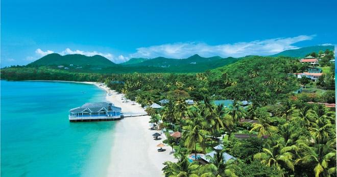 Offre - Destination : Sainte Lucie