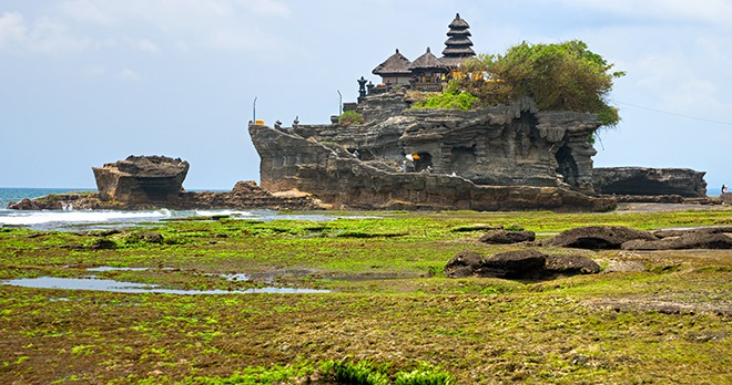 Temple Tanah Lot - copyright Luciano Mortula / Shutterstock